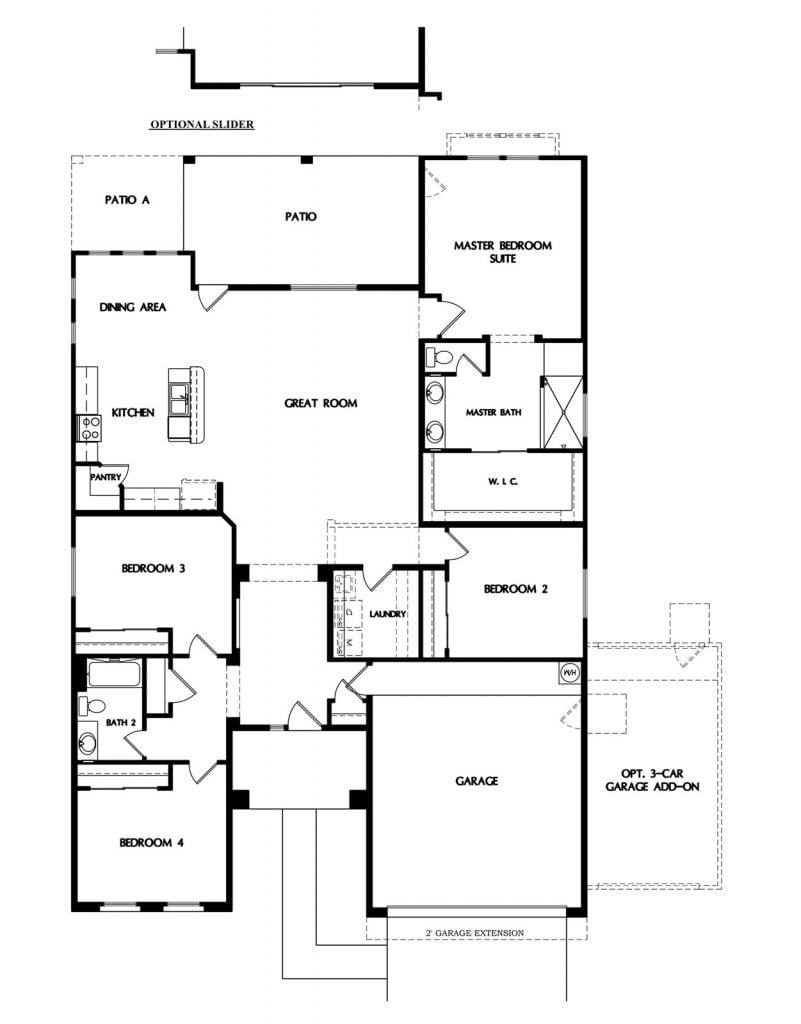 The Commons House Plan 2141