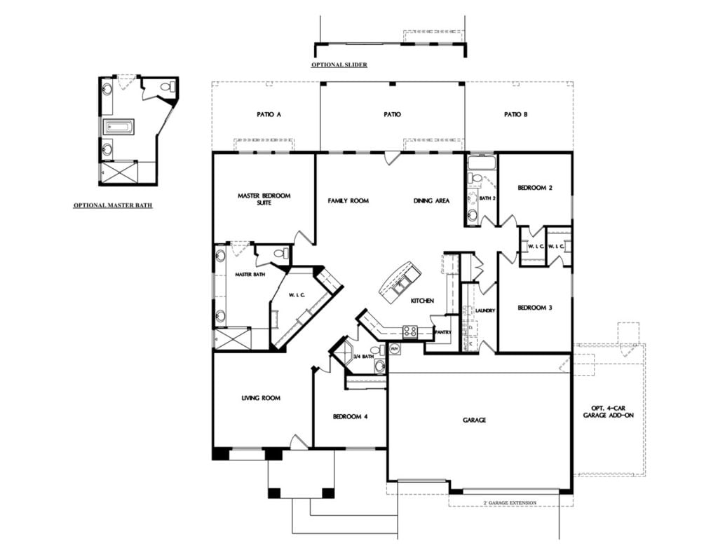 The Commons House Plan 2477