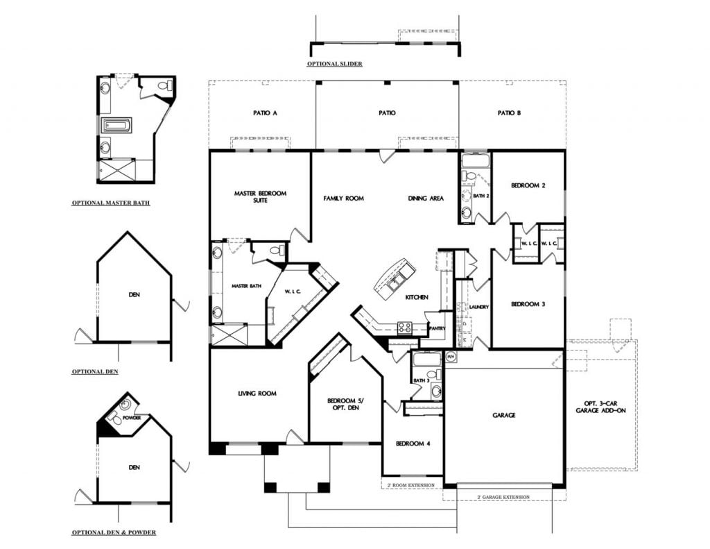 The Commons House Plan 2711