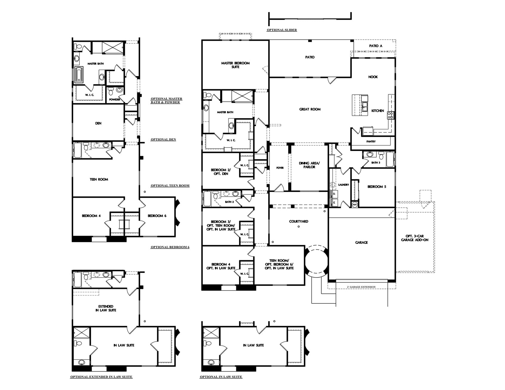 The Commons House Plan 3300